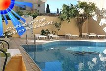 Quotes & Central Hersonissos Hotel / Moments to remember