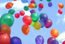 UP.............up and away in my beautiful BALLOON / BALLOONS / by Barbara Martin