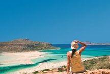 Tirkiz grčkih ostrva / Tirkizno more, mediteranski duh, romantična ostrva, bogata istorija, giros i sirtaki, samo su deo onoga čime nas Grčka neumorno mami da letnji odmor provedemo na njenim plažama.