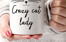Cat Lady MUST-HAVES / All the things a crazy cat lady needs to own!