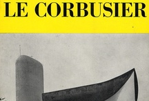 le corbusier / by freddy martens