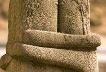 Constantin Brancusi / Create like a god, command like a king, work like a slave. Constantin Brancusi