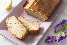 { Recettes sucrées } / gâteaux, biscuits, cake, tarte, muffins, cupcakes, moelleux, bread, sablés...