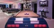 Car Pool Tables / We are the makers and sellers of the world ONLY Collector's Edition Car Pool Tables, including the officially licensed Mustang Pool Table,  Hand-Autographed Shelby Pool Table, the 1959 Corvette Pool Table, and now the awesome 1969 Camaro Pool Table!  www.CarPoolTables.com