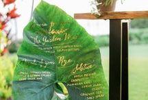 Eco-Chic Wedding Ideas
