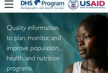 DHS Mobile App / Images, stats, facts and more from The DHS Program mobile app. v2.0 is available for free download on iOS: http://apple.co/1XbdVB1  / by The DHS Program