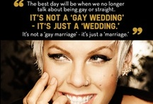 Celebrity LGBT Quotes
