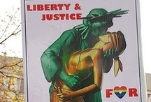 Best Gay Protest Signs / The best LGBT protest signs from around the world