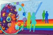 "LGBT Charlotte / Combining big-city entertainment with undeniable Southern charm, Charlotte is a popular destination for LGBT travelers. The city's diverse community embraces such events as the Pride Charlotte Festival, the Charlotte Gay Film Fest and ""Takeover Friday"" events at local hotspots. Beyond that, a lively and gay-friendly nightlife scene never fails to delight, while a cosmopolitan array of cultural attractions draw great acclaim. / by Charlotte's got a lot"
