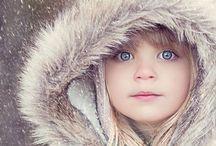 Winter fotoshoots