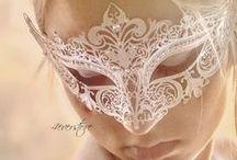 Carnival-Themed wedding