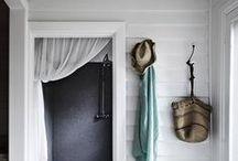 curtain door