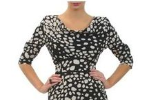 Polka Dot Dresses & Tops For Big Boobs / Polka Dots are huge right now! We are in love these beautiful polka dot dresses, each of wonderful quality in cut & fabric, with room in the bust area to comfortably fit UK cup sizes D to H without any revealing of bra straps or too much cleavage.