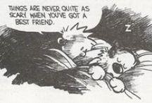 Calvin & hobbes <3