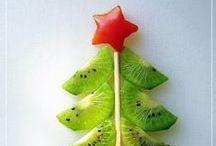 Navidad..... verde #Kiwi / Ideas de Navidad, recetas, DIY, decoración y mucho más pero siempre ...... verde #Kiwi