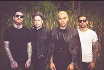 // Fall Out Boy // / // fall out dad and their vegan // / by // N y s s a //