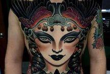 tatuaże / te, które mi się spodobały