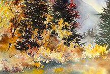 malba / náměty obrazů