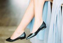 Fabulous HEELOW shoes! / Our flat footwear for any special and unsocial occasion!