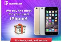 Sell Your Used iPhone with Cell Cashier / Promotions - News - Events - Giveaways