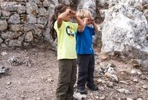 Little travellers / We have two kids, Anna and Tomas. They love #travelling. #travel #kids #littletravelers