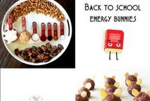 Back to School Snacks