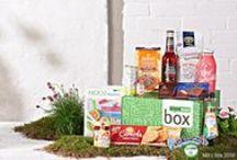 brandnooz Classic Boxen 2016 / Leckere Produkte zum Snacken, Naschen, Trinken und Kochen gibt es jeden Monat in unseren brandnooz Boxen.