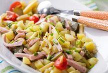 da haben wir den salat / Salat-Rezepte aller Art