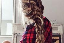 Hair & Beauty / make up hair stiles