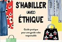 { Mode } / vêtement, mode éthique, slow fashion, consommation responsable , matières naturelles, made in France