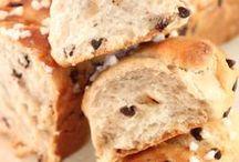 { Recettes boulangerie } / pains, brioches, viennoiseries...