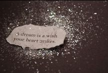 Wise words / Faeries bring inspiration to everyone...