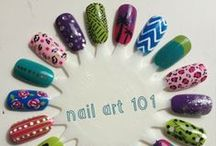 My Nail Art / by Nail Art 101