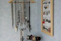 astuces pour ranger ses colliers deco maison pinterest. Black Bedroom Furniture Sets. Home Design Ideas
