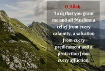 Islamic Quotes / Get inspired. Feel blessed. Pray. Alhamdulillah!  / by Onislam.net