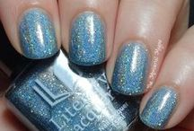 The Mercurial Magpie  / Nail polish swatches & nail art from my blog, www.themercurialmagpie.com