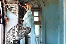 DRESSES / Dresses that had inspired me.