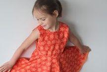 Naaiprojectjes - kleertjes Tess