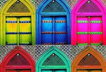 Colors,colors & colors / About colourful things