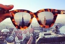TAKE ME SOMEWHERE SUNNY / Its sunny somewhere. So it's all about getting the right look while protecting your peepers.