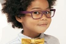 KIDS'N SPECS / TSO cares for children and carries various brands of eyewear for children.
