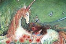 Unicorns / Faerieland wouldn't be the same without our sparkly fleet-footed friends!