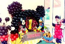 Mickey Mouse Clubhouse / Mickey Mouse Clubhouse party ideas