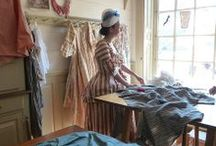 Research & Inspiration / Colonial Era, 18th Century, American 18th Century, American Revolutionary War, Colonial Life