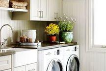 Laundry Room Ideas / Laundry Rooms, Small Laundry Rooms, Laundry Room Ideas, Large Laundry Rooms, Laundry Room Storage
