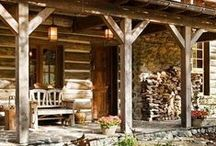 Log Cabins / Log Cabins, Log Homes, Cabins, Log Cabin Interiors, Cabin Bedrooms, Cabin Living Rooms, Cabin Kitchens, Log Cabin Exteriors, Log Cabin Bathrooms, Rustic Cabins, Contemporary Cabins