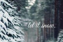 Winter / Hello winter