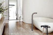 Interior/BATHROOMS / The inspiration you need to create a special salle de bain