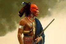 Eastern Woodland Indians / Eastern Woodland Indians, Native Americans, Delaware Indians, Lenni Lenape, Shawnee, Iroquois, Mohawk Indians, Seneca Indians