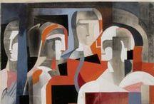 artvol.1 / avangarde, constructivism, vorticism, suprematism, de stijj, bauhaus, futurism, geometric abstraction, modernism